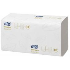 Tork Xpress® листовые полотенца сложения Multifold ультрамягкие 100297 H2 2сл