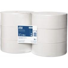 Туалетная бумага Tork Universal в больших рулонах, 1 слой 120195 T1 525м