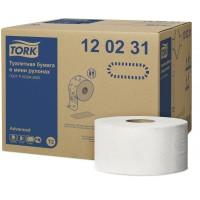 Tork туалетная бумага в мини-рулонах 120231 T2 2сл 170м