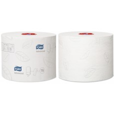 Tork туалетная бумага Mid-size в миди-рулонах 127530 T6 2сл 100м