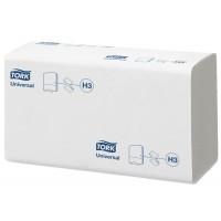 Листовые полотенца Tork Singlefold качества Universal ZZ 290158 H3 1сл