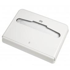 Tork диспенсер для бумажных покрытий на унитаз V1 344080