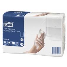 Tork Xpress® листовые полотенца сложения Multifold 471103 H2 2сл