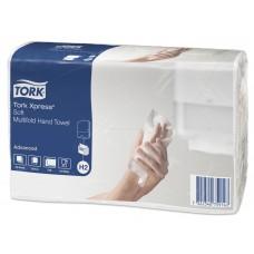 Tork Xpress® листовые полотенца сложения Multifold 471135 H2 2сл
