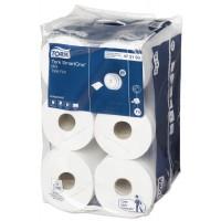 Tork SmartOne® туалетная бумага в мини-рулонах 472193 T9 2сл 112м