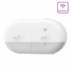 Tork SmartOne® двойной диспенсер для туалетной бумаги в мини-рулонах 682000 T9