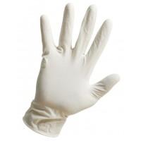 Перчатки MiniMAX смотровые латексные  текстурированные опудр. не стерил. S,M,L,XL